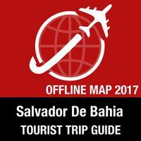 Salvador De Bahia Tourist Guide + Offline Map