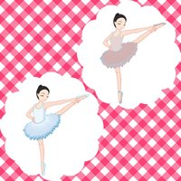A Ballet & Ballerina Kids & Baby Game Dancer-s