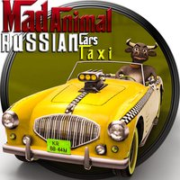 Mad Animal Russian Cars Taxi