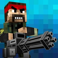 Pixel Fury: Multiplayer FPS