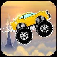 Car Monstar - Hard Obstacles
