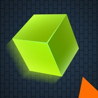 Alpha Square Jump: Geometry Cube Escape Run
