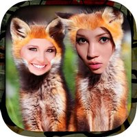 Animal Face Maker -Place Your Faces In Animals Body To Make Funny Cat & Monkey Face