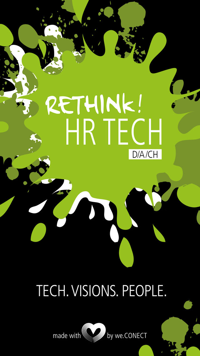 Rethink! HR Tech App for iPhone - Free Download Rethink! HR