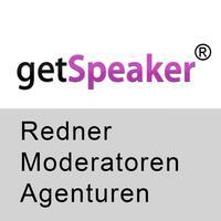 getSpeaker.com  Redner - Moderatoren - Agenturen