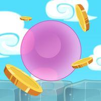 Bubble Rolling Blitz Run