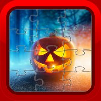 Halloween Puzzles Games for Kids and Toddlers