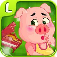 蕾昔学院-粉红小猪修理小能手