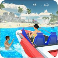 Beach Life Guard Simulator