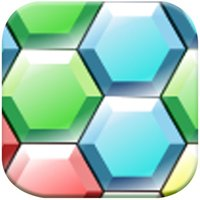 Hexagonal box Diminshing see - every day, eliminate free stand-alone game, puzzle girls child casual games center, Diminshing music single game