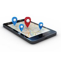 iWeight Tracker with GPS - Phone routing on Map