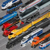 American Diesel Trains