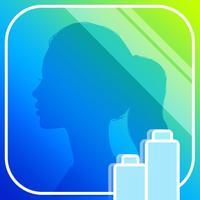 Smartミラー【鏡】 〜身だしなみをアプリでチェック!自撮りやセルフィの前に〜
