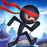 Stickman Ninja Runner