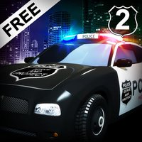 Emergency Vehicles 911 Call 2 - The ambulance, firefighter & police crazy race - Free Edition