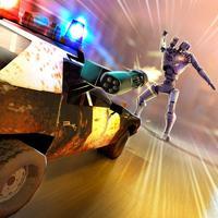 Cars vs Robots: Fighting Apocalypse