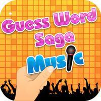Guess Word Saga Music - Guess the song game
