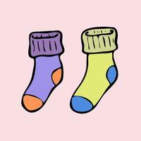 Fresh Sock Stickers