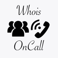 Whois OnCall