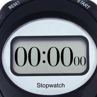 Jumbo Stopwatch