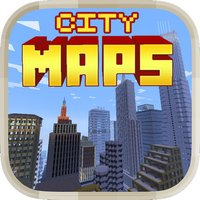 City Maps for Minecraft PE - Best Database Maps for Pocket Edition