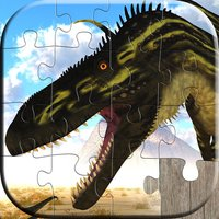 Dinosaurs: Jigsaw Puzzle Game