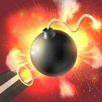Evil Ball Blaster Scary Night