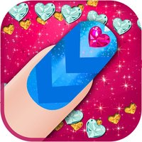 Glamour Nails Art Studio - Create Popular and Fashionable Manicure Nail Design.s