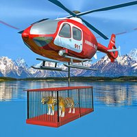 Animal Rescue 911 Helicopter