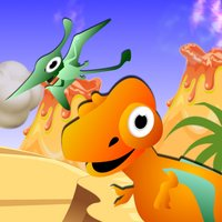 QCat - Dinosaur Park Game