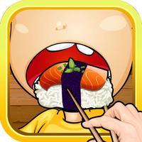 Sushi Food Maker Cooking Kid Game (Girls & Boys)