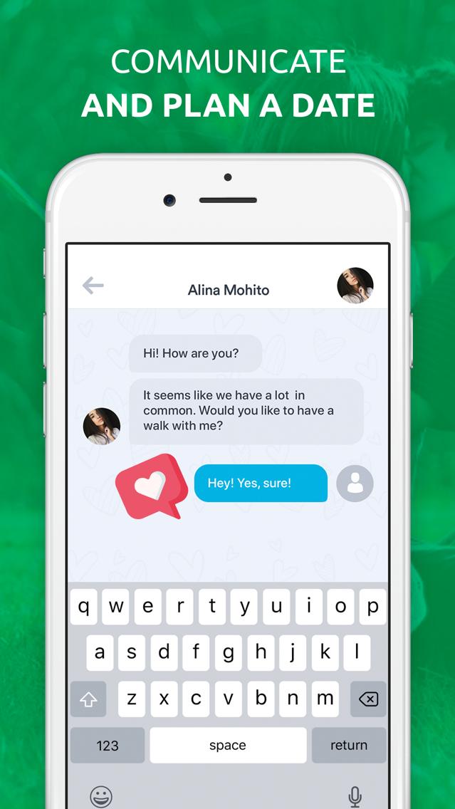Online dating app iPhone