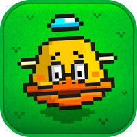 Flappy Downhill Racing - Race 2 Bird At The Same Time