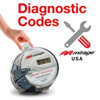 Diagnostic Codes Mirage