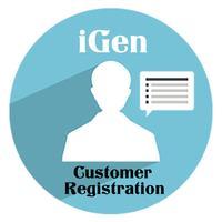 iGen Customer Registration