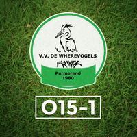 Wherevogels O15-1