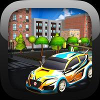 Town Racer - 3D Car Racing