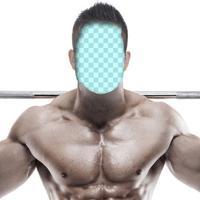 Bodybuilding Photo Editor - Get Ripped Gym Body