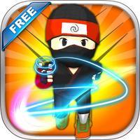Ninja Run 3D Game