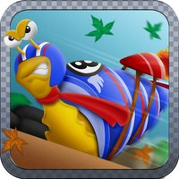 Real Nitro Snail Racing : A Free Reckless Jungle Speed Chase - For iPhone & iPad Edition