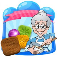 Happy Grandmother. Seriously addictive match3 game!