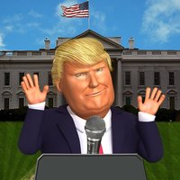 President Trump Run 2 White House - Winner 2016