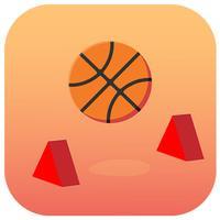 Jumpy Hoops :  Addictive Gameplay