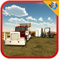 Steel Transporter Truck Sim - 3D Driving