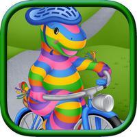 Dino-Buddies™ - La Bicicleta de Muchos Colores (Spanish)