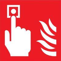 Simulator Fire Alarm Joke