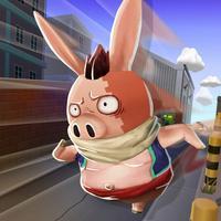 小猪酷跑-3D肥猪快乐跑酷