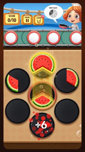 Food Circle:Fun Cooking Games App for iPhone - Free Download Food