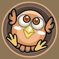 Bird Puff