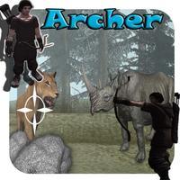 Wild Animals Hunting Archer